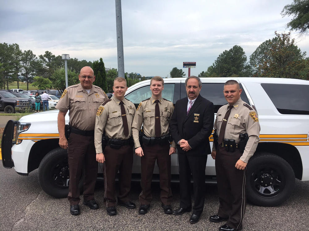 Deputies Graduation Law Enforcement Academy - Press Releases - DeKalb County Sheriff's Office ...